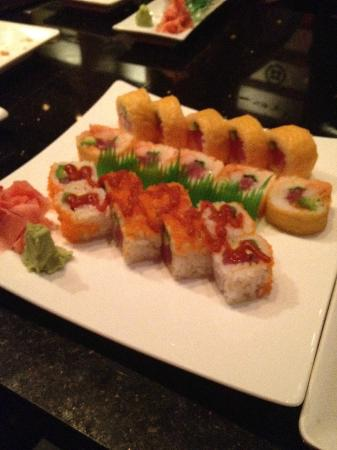 Yoshi Sushi: Great Sushi