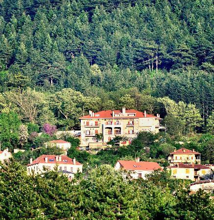 Konitsa Mountain Hotel in Nature