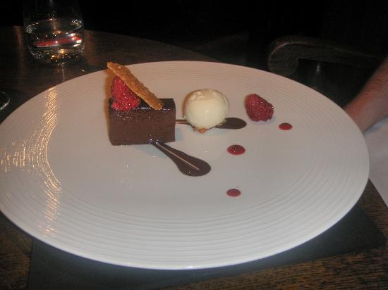 The Black Swan: Dessert