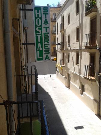 Hostal Santa Teresa: la calle