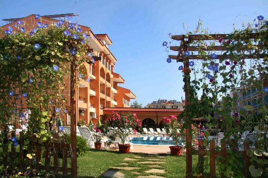 Hotel Liani : the hotel