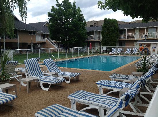 Best Western Inn at Penticton: Pool