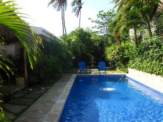 La Posada Azul: Poolside