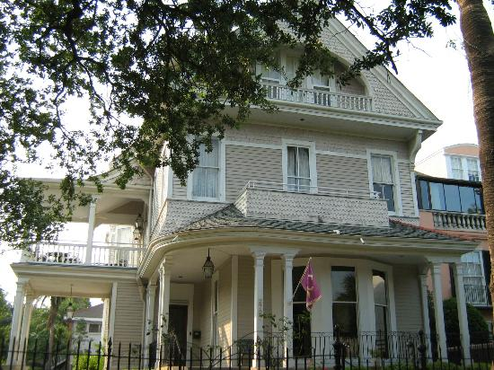 Grand Victorian Bed & Breakfast : The Grand Victorian