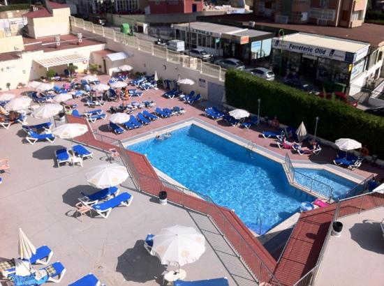 Servigroup Nereo: hotel pool