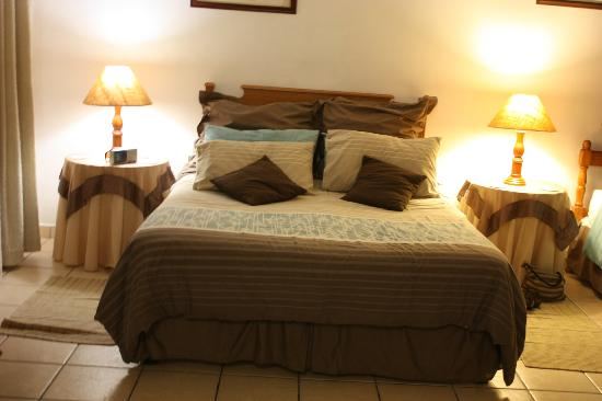 Igwalagwala Guest House: Bedroom
