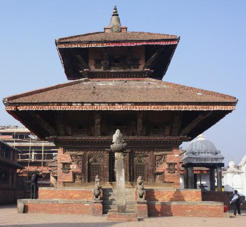 essay on bhaktapur durbar square