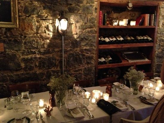 Barroco : Tables