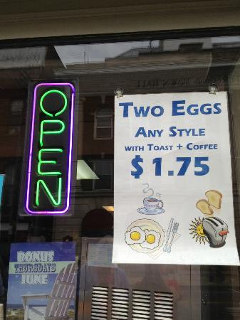 Don & Pauls Coffee Shop: A deal you can't pass up