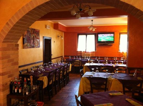Cagli, Itália: il poggio