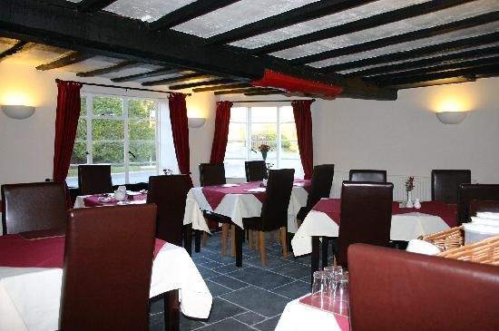 The Crown Inn: Dining Room