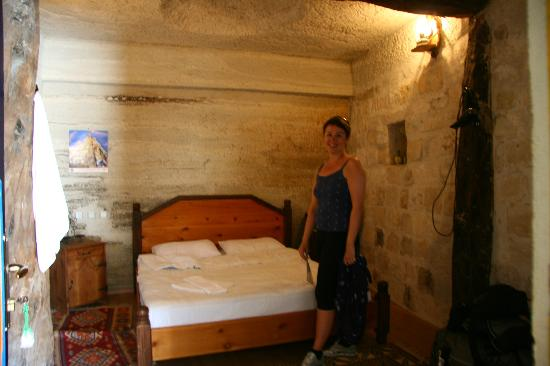 Panoramic Cave Hotel: Room N2 - very poor, but chep.