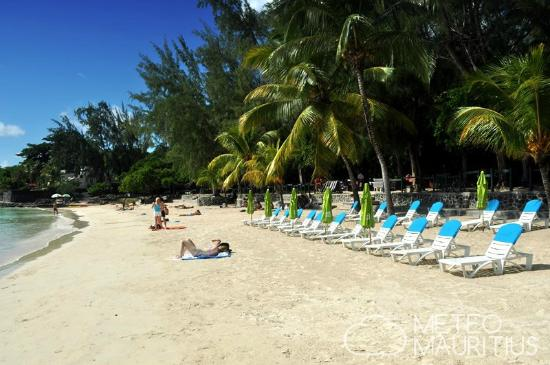 Pereybere Beach: Sunny weather at Pereybère Beach Mauritius