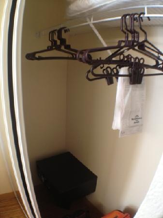 Residence Inn Arlington Capital View: closet with safe