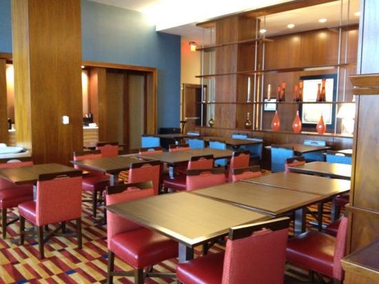Residence Inn Arlington Capital View: breakfast area