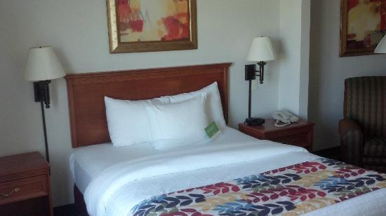 La Quinta Inn & Suites Springfield Airport Plaza: Queen bed