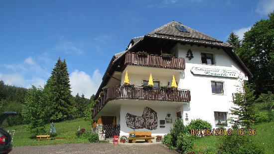 Berghof Kräutle: Main building