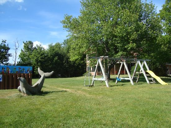 Lake Bluff Inn and Suites : Children's play area