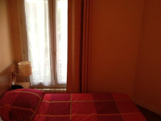 Hotel Beausejour : la chambre