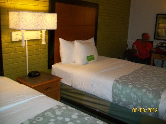 La Quinta Inn Tampa Bay Airport: updated beds