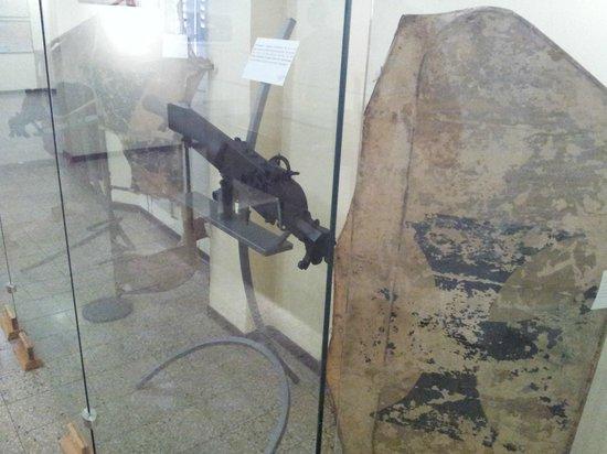 Museo Francesco Baracca: Pezzi di Halberstadt abbattuti da Francesco Baracca