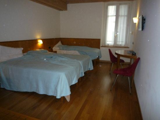 Hotel Tre Re: Spacious room