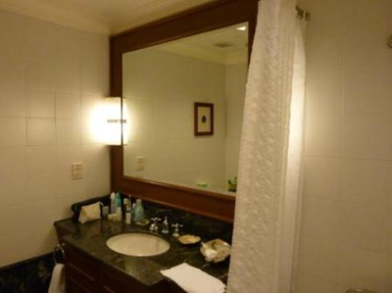 Treetops Executive Residences Singapore: Sink area in ensuite to master bedroom