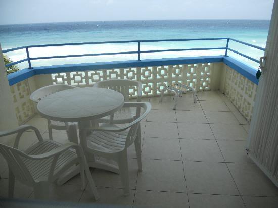 Rostrevor Hotel: Balcony