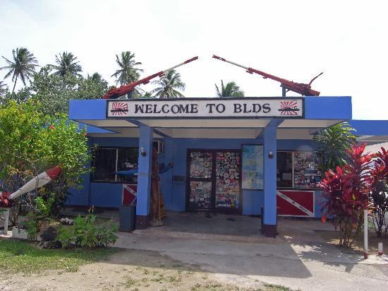 Truk Blue Lagoon Resort: The Dive Shop