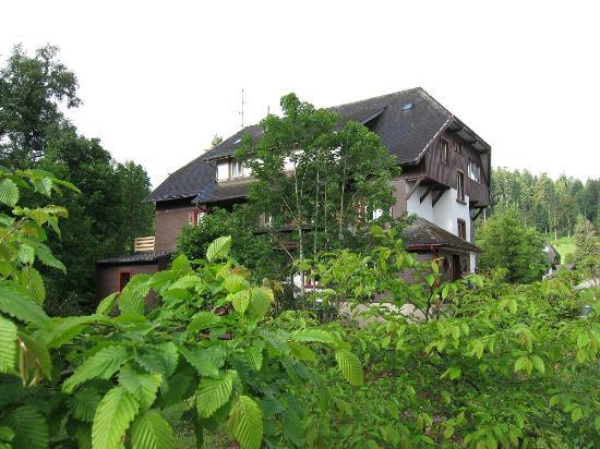 Hotel am Bach  Juni 2012