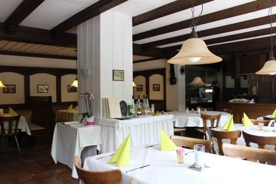 Restaurant Hotel Nachtigall: The Restaurant