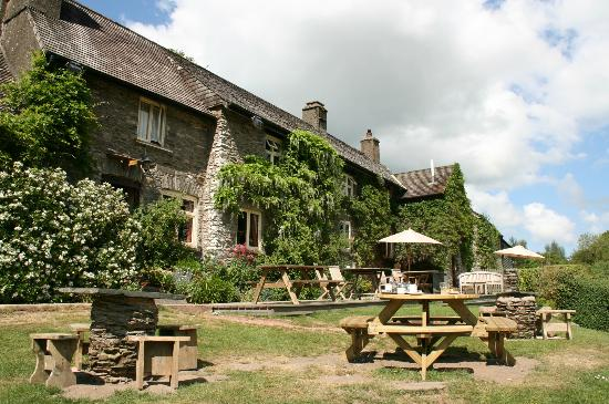 Tarr Farm Inn: Tarr Farm Hotel - wish it was my house :-)