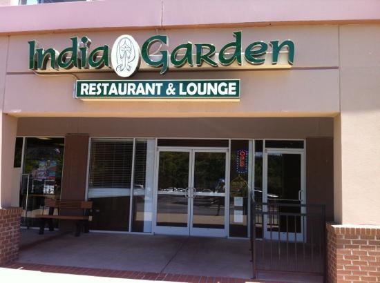 India Garden: Entrance