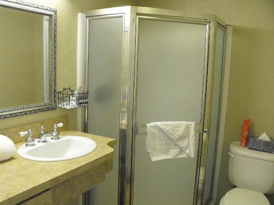 Hotel California: La salle de bains