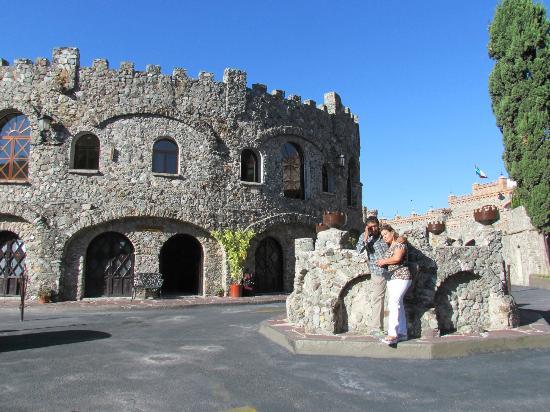 Castillo Santa Cecilia Hotel: interior del hotel