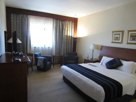 Le Meridien Amman: Room view