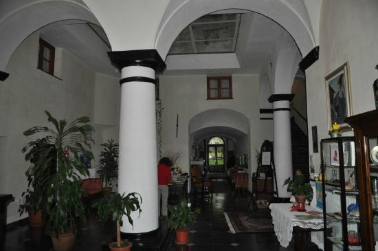 Palazzo Fieschi : Hall dell'Hotel