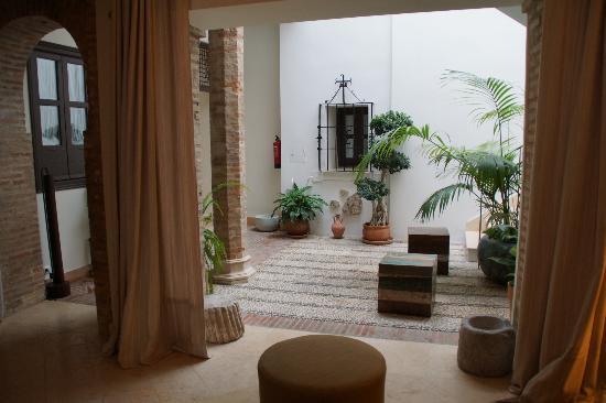 Balcon de Cordoba: un des patio
