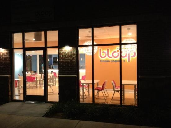 Bloop Frozen Yogurt - Charlottesville - Pantops Luxor : logo
