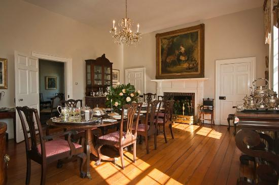 Mulberry Hill: Dining Room