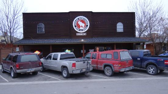 Kintla Lodge : Greath Northern Bar and Grill in the town of Whitefish