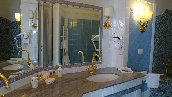 Hotel San Michele: Baño.