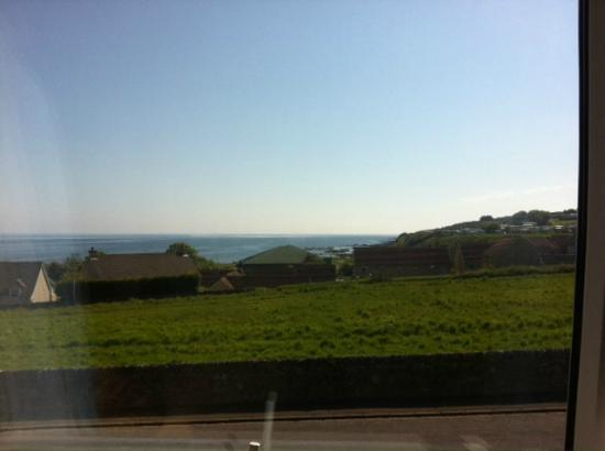 No12 Bed & Breakfast: Lovely sea view from the room