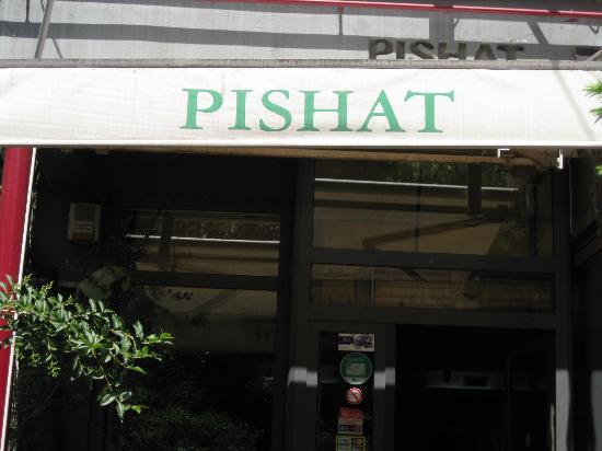 Pishat Restaurant Banner