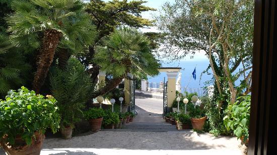 Hotel San Michele: Entrada al hotel