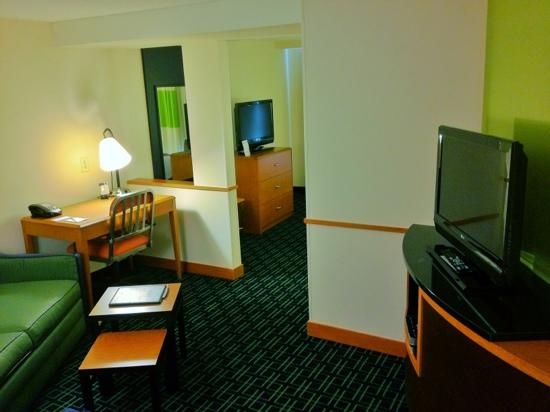 Fairfield Inn & Suites Wilmington/Wrightsville Beach: Sitting Area