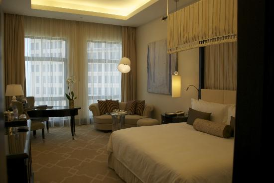 The St. Regis Doha: room from inside