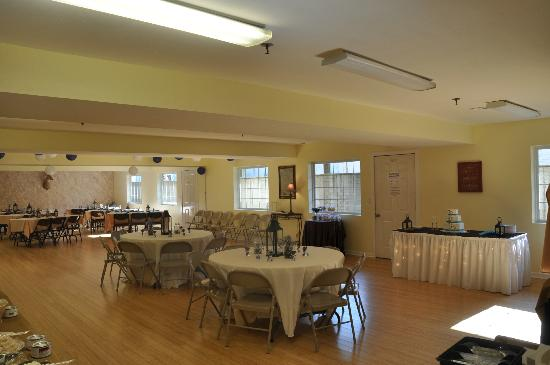 White Wing Lodge: Conference room