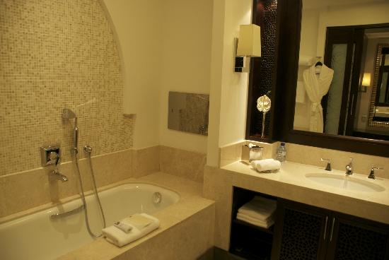 The St. Regis Doha: bathroom