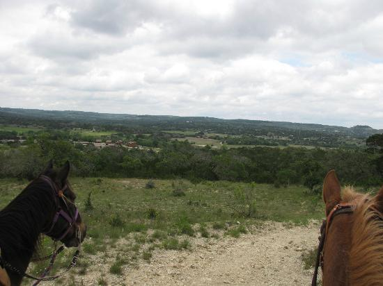 SisterCreek Ranch: Overlooking ranch